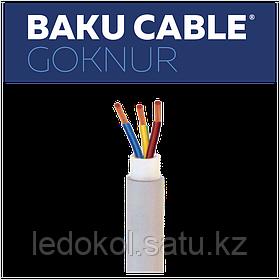 Установочный кабель H05VV-F 300/500V