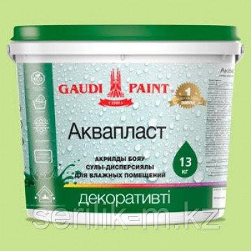 Краска декоративная АКВАПЛАСТ, фото 2