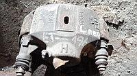 Тормозной суппорт Toyota Caldina (ET196) левый передний