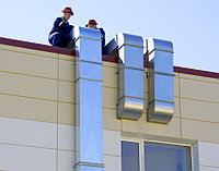 Вентиляция для частного дома Алматы