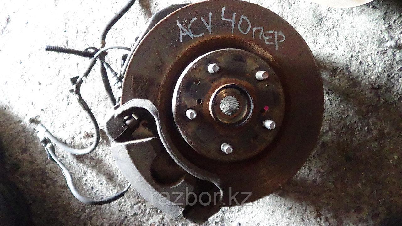 Тормозной диск Toyota Camry (40) левый передний