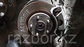 Тормозной диск Toyota Camry (40) правый передний