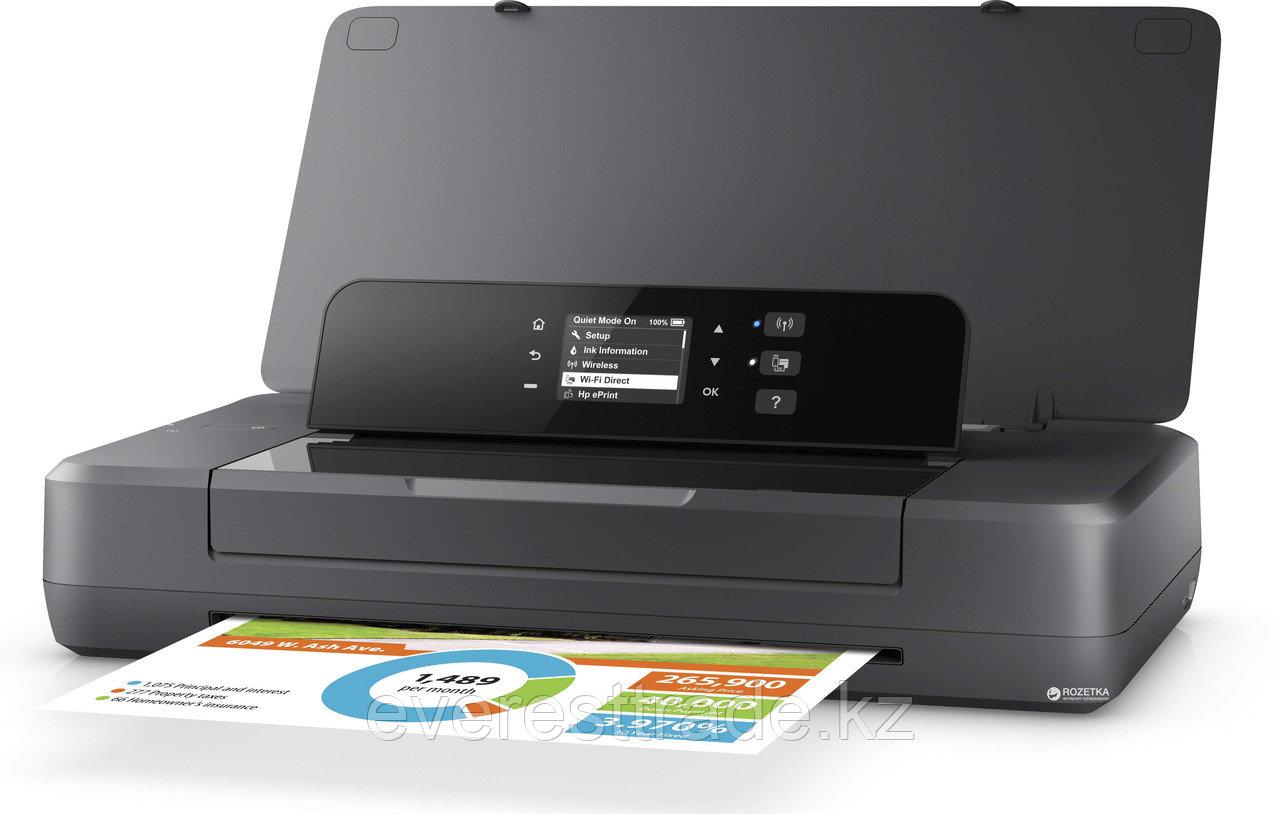 Принтер HP Officejet 202 Mobile Printer (N4K99C) A4