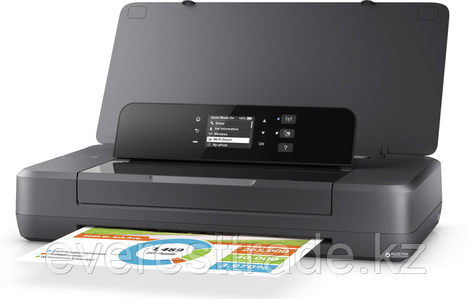 Принтер HP Officejet 202 Mobile Printer (N4K99C) A4, фото 2