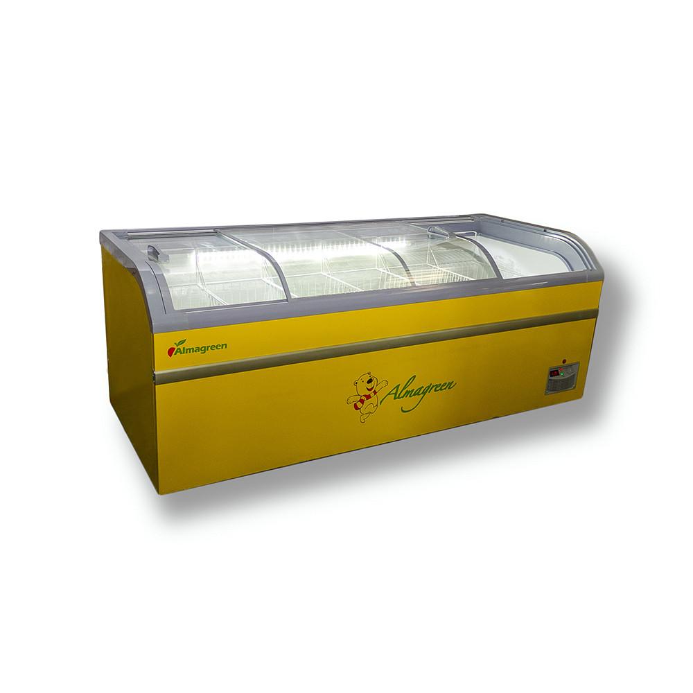 Лари -витрины SD/SC 2100R YELLOW