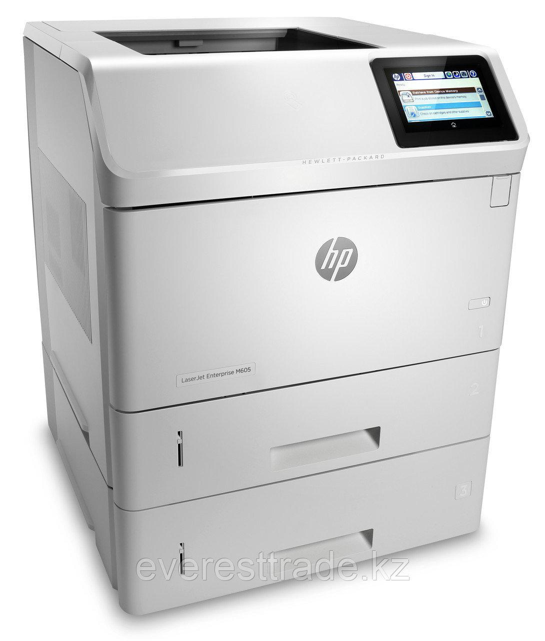 Принтер HP LaserJet Enterpise M606x (E6B73A) A4