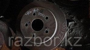 Тормозной диск задний Toyota Chaser (100) левый/правый