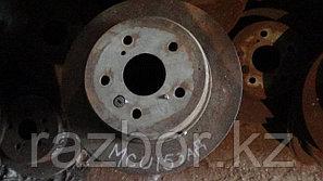 Тормозной диск задний Toyota Harrier левый/правый