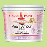 """Краска декоративная """"Pearl' Amour"""" перламутр"""