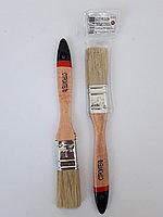 Кисть флейцевая 25 мм Строитель