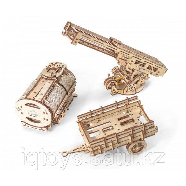 3D-конструктор Дополнение к грузовику UGM-11