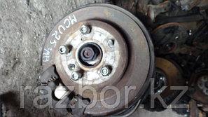Тормозной диск Toyota Kluger (Highlander) левый задний