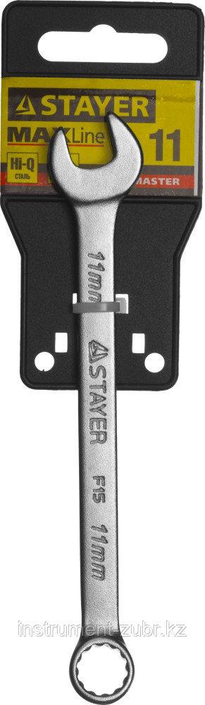 Комбинированный гаечный ключ 11 мм, STAYER