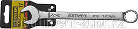 Комбинированный гаечный ключ 17 мм, STAYER