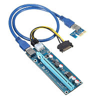 Riser Card VER006C 60cm 1x to 16x USB 3.0, фото 1
