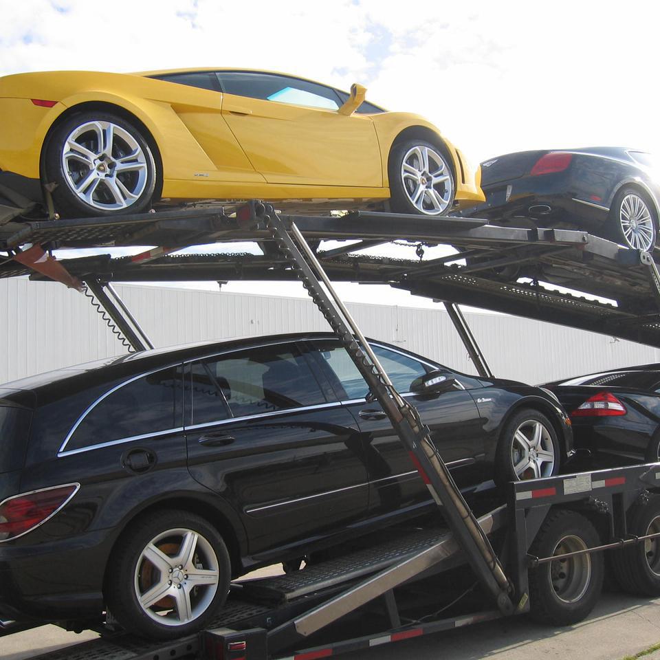 Перевозка автомобилей по СНГ