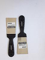 Шпательная лопатка 60 мм Строитель