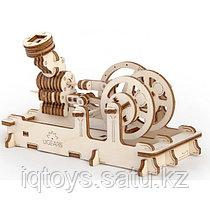 3D-конструктор Пневматический двигатель