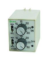 Реле времени ST3PR РВЛ-2П2Д AC 220 30s/30m