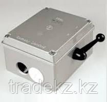 Рубильник перекидной в аллюминевом корпусе с боковым приводом GZ-100 (РПЛ-4П-АКБП) 4P 100А IP54