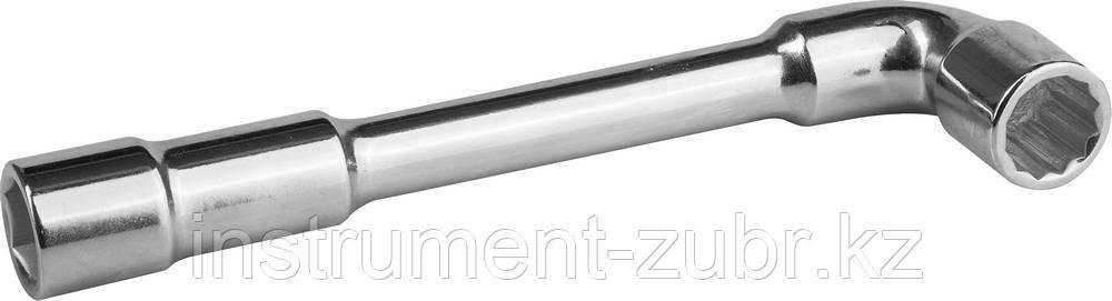 Ключ торцовый ЗУБР Г-образный, 17мм