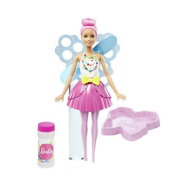 Barbie Фея с волшебными пузырьками Стильная