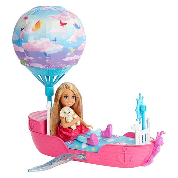 Барби Волшебная кроватка Челси