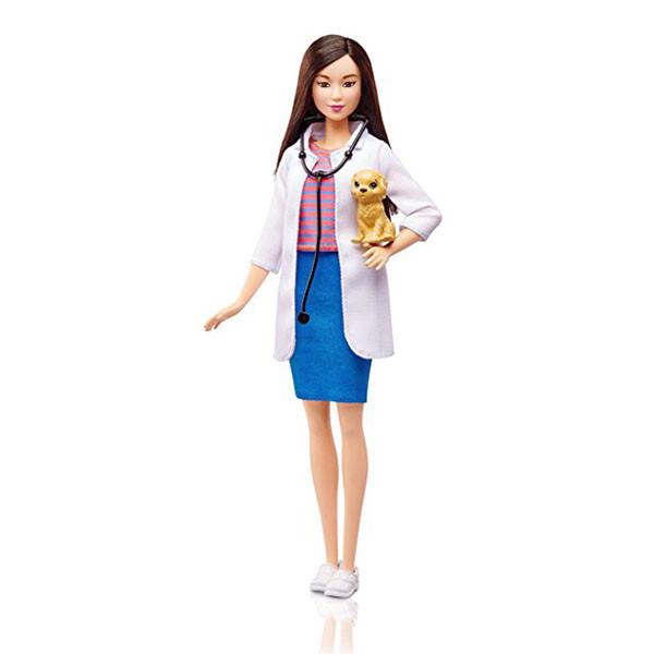 """Barbie Кукла-ветеринар из серии """"Кем быть?"""""""