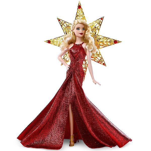 Barbie.Коллекционные куклы.Праздничная Barbie 2017