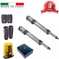 Автоматика на распашные ворота KUSTOS BT A40 Premium (макс ширина створки 4 м, вес 500 кг) BFT - Италия, фото 1