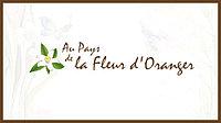 Au Pays de la Fleur d'Oranger Original
