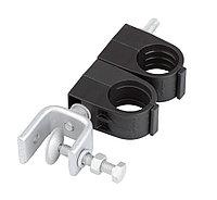 SHK-78-2-P Двойные крепления для кабеля 7/8
