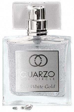 Cuarzo The Circle Just White Gold 30ml ORIGINAL