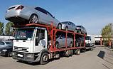Перевозка автомобилей автовозами, фото 2