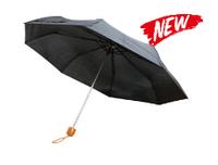 """Зонт-складной ручной 20.5""""X8K, фото 1"""
