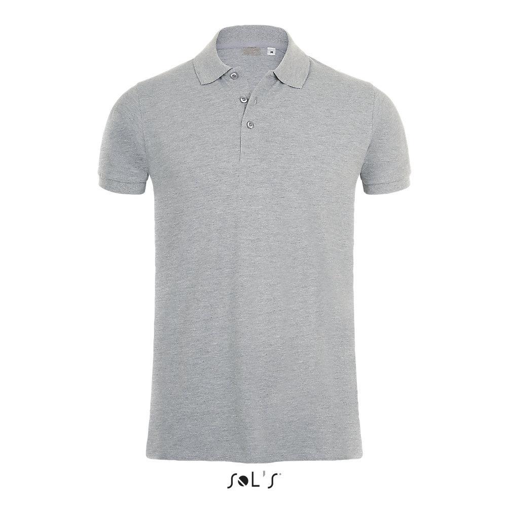 Рубашка Поло | Sols Phoenix Men S Серый