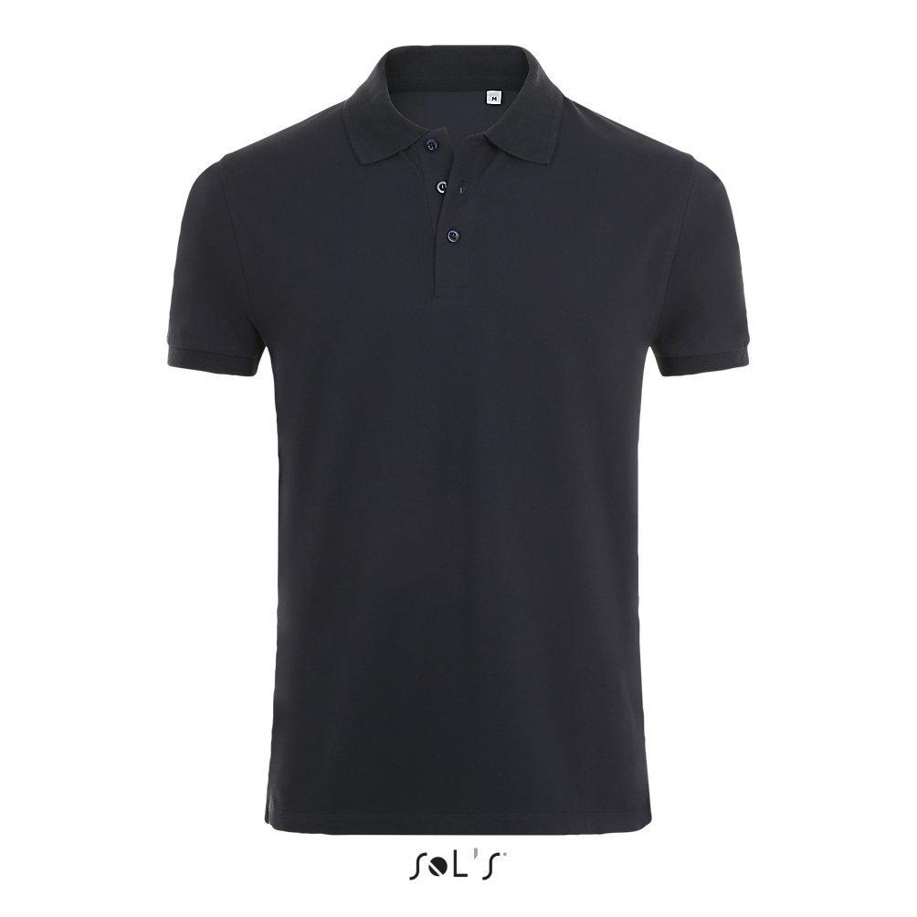 Рубашка Поло | Sols Phoenix Men L Темно синий
