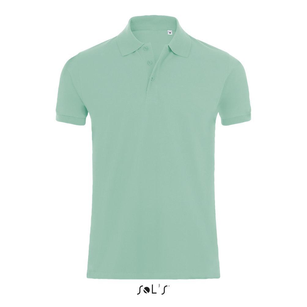 Рубашка Поло   Sols Phoenix Men XL Мятный
