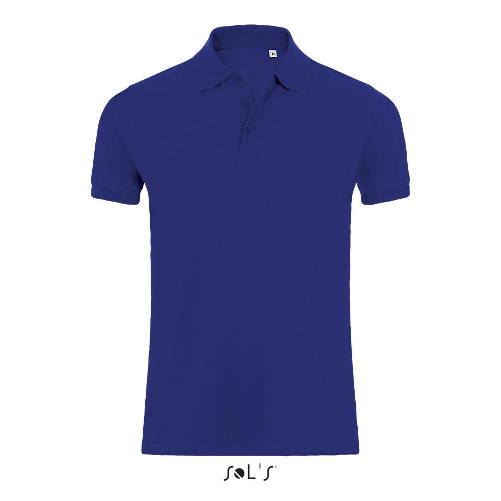 Рубашка Поло | Sols Phoenix Men XL Синий