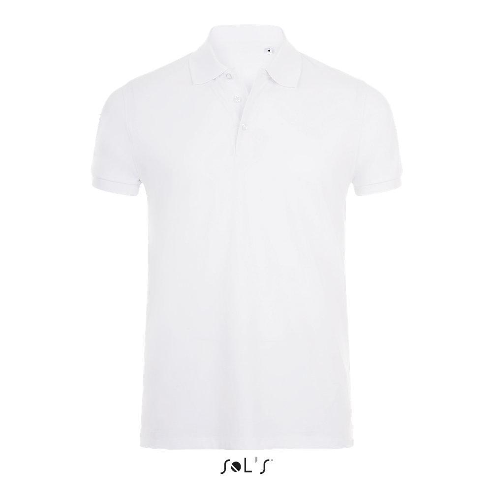Рубашка Поло | Sols Phoenix Men S Белый