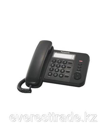Телефон проводной Panasonic KX-TS2352 RUВ, фото 2