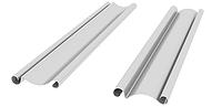 Рольставни из стальных ламелей 22 мм