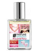 Parfums Hashtag I Love You 30ml ORIGINAL