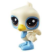 Hasbro Littlest Pet Shop Страус Azure O'Strich (1 серия)