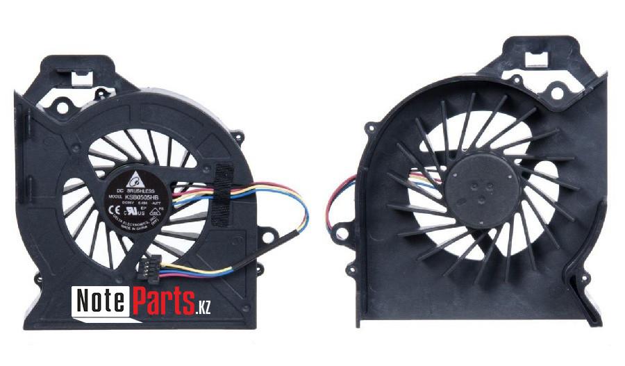 Вентилятор (кулер) для ноутбука HP Pavilion dv6-6000, dv7-6000