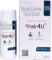 Hair4U Minoxidil 10% (Миноксидил 10%)
