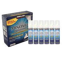 Minoxidil Kirkland Пена 5% (Миноксидил пена)