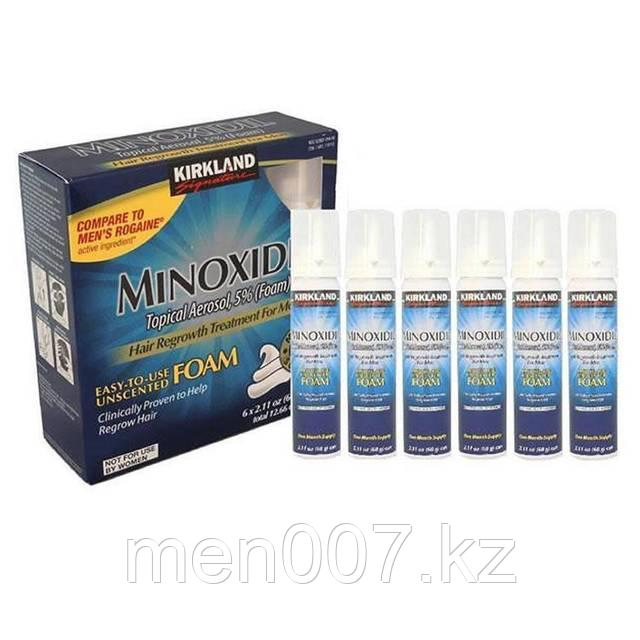 Minoxidil Kirkland Пена 5% (Миноксидил пена) - фото 2