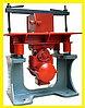 СМЖ-539 М - Виброплощадка с механическим креплением для форм