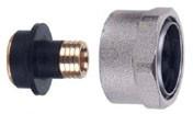 """FEG3/4PM16х2 - компрессионные фитинги для метллопластиковых труб. 3/4"""" - 16х2мм"""